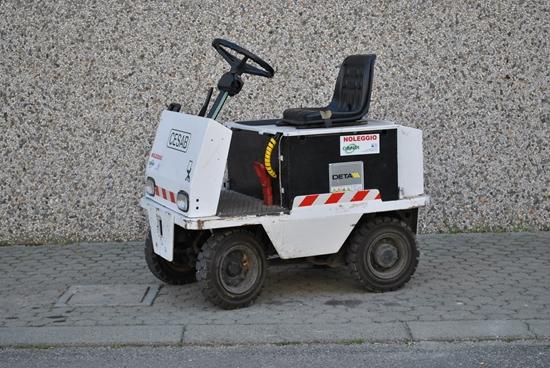 Elettrotrattore CESAB TRAC 50.3 Bianco