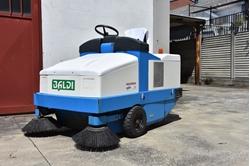 Spazzatrice Diesel Fiorentini S34D