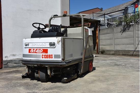 Lavasciuga Comac C130 BS